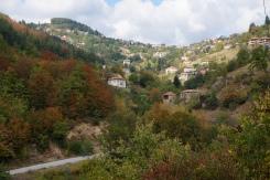 Изглед към село Давидково